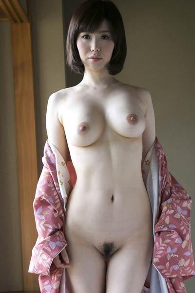 Model Nanako Mori in Into Her Soul