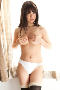 Model Rua Aikawa in Nice To Meet You 2