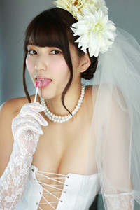 Model Ayaka Hara in Its Our Time