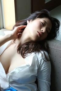 Model Yuka Someya in A Dark Sultress