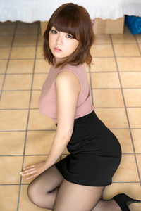 Model Ai Shinozaki in Oh Ai Oh My