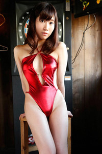 Model Tomoko Kato in Hip Girl Part 2